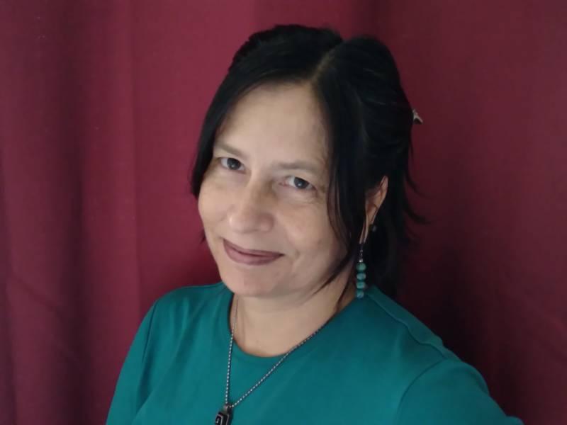 Contributing writer Kamala Parks (Frank Piegaro)