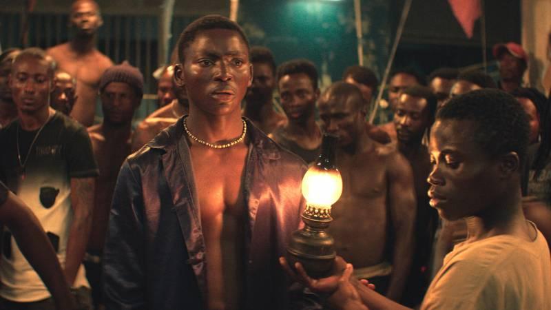 Koné Bakary in 'Night of the Kings.'