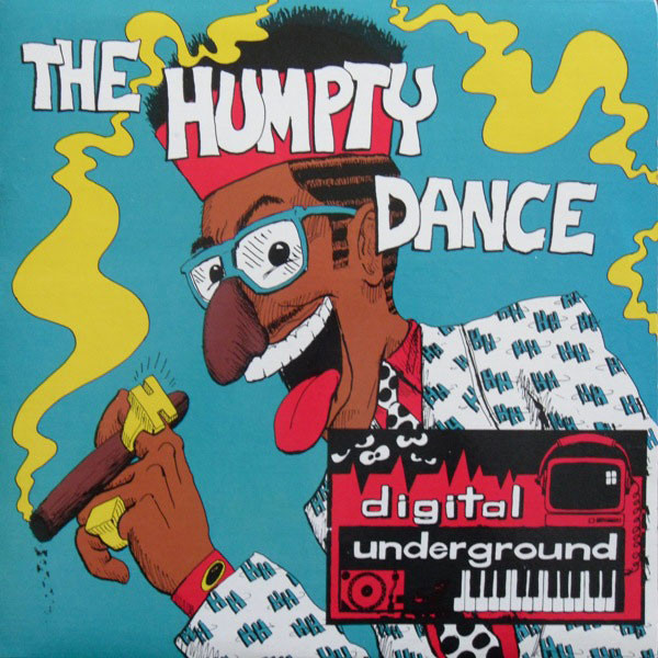 The cover of The HUmpty Dance single