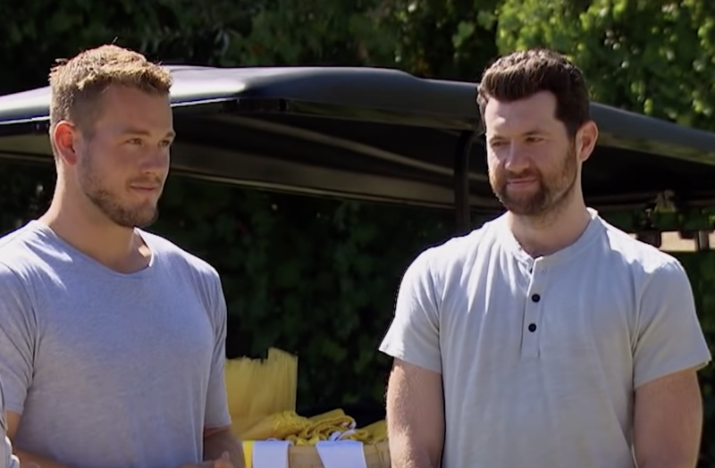 Billy Eichner's 2019 guest spot on 'The Bachelor' has gone viral thanks to the moment he suggested Colton Underwood was gay.