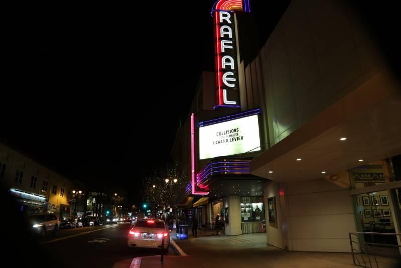 The Smith Rafael Film Center in San Rafael.