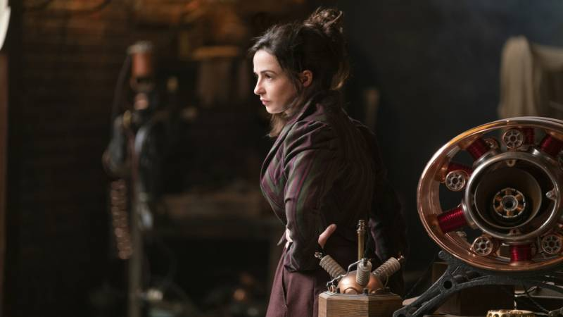 Amalia True (played by Laura Donnelly) leads a rag-tag team of women imbued with mysterious powers in 'The Nevers.'