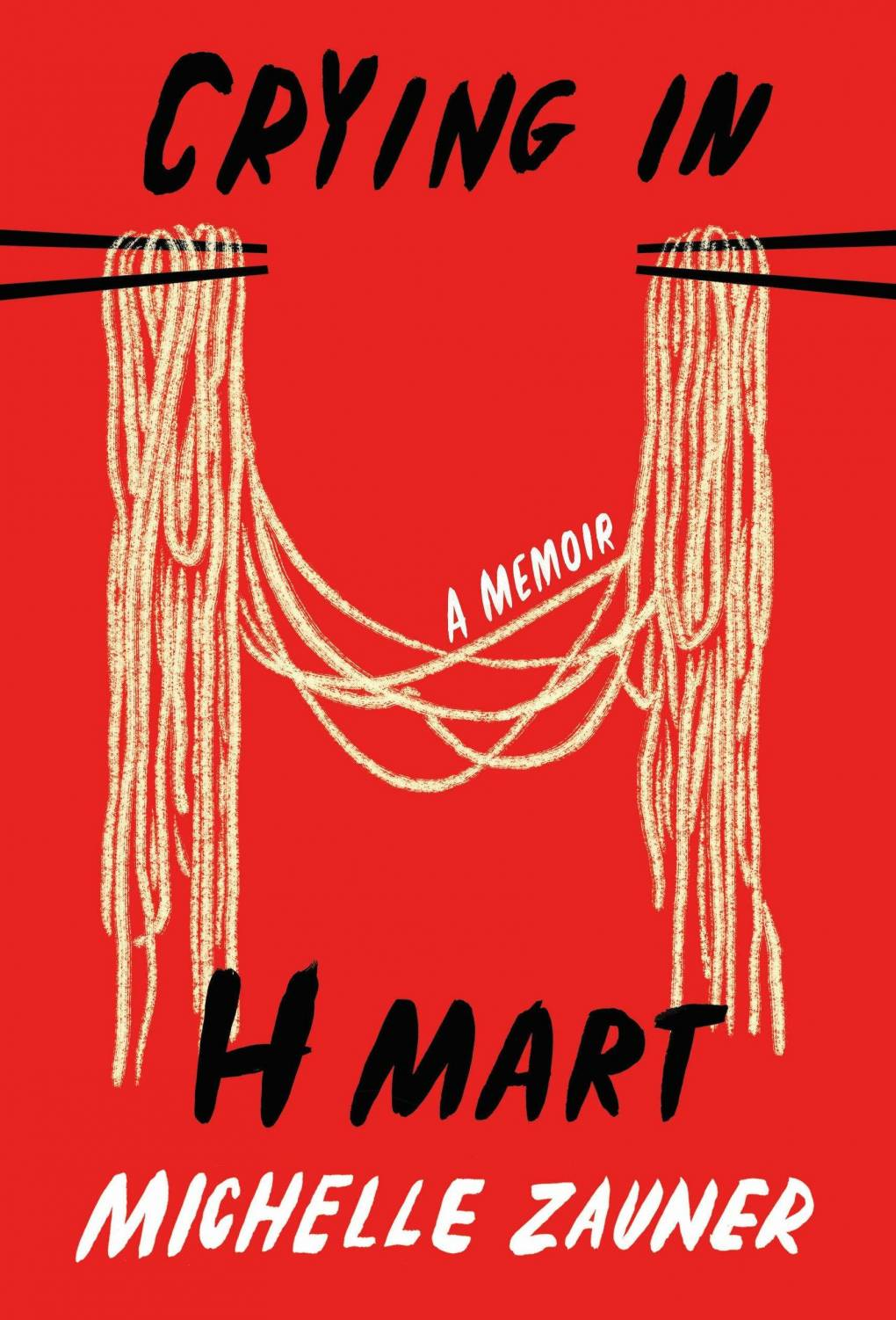 Crying in H Mart book cover