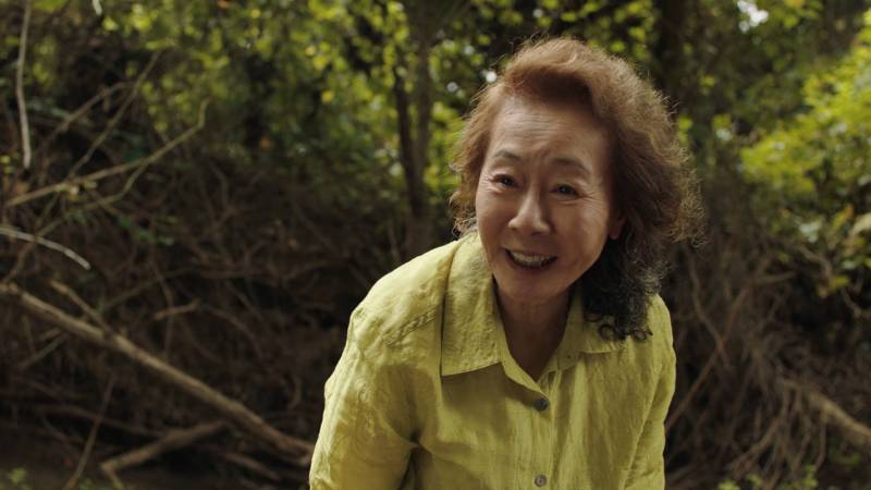 Youn Yuh-jung plays a grandmother in the Oscar-nominated film 'Minari.' She's the first Korean actor to be nominated for Best Supporting Actress.