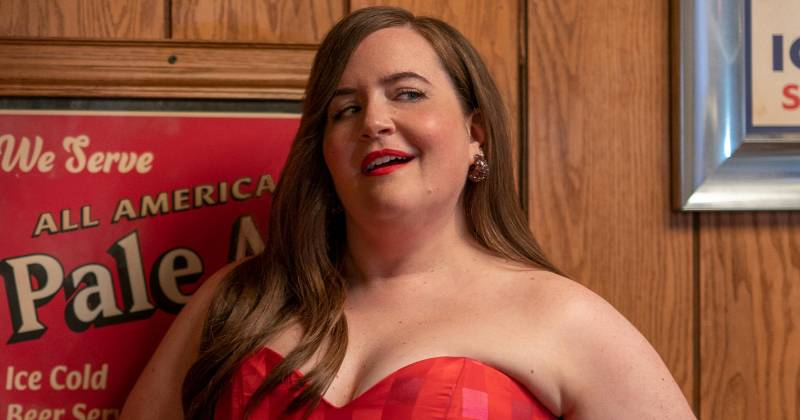 Aidy Bryant starring as Annie Easton in the third, and final, season of 'Shrill.'