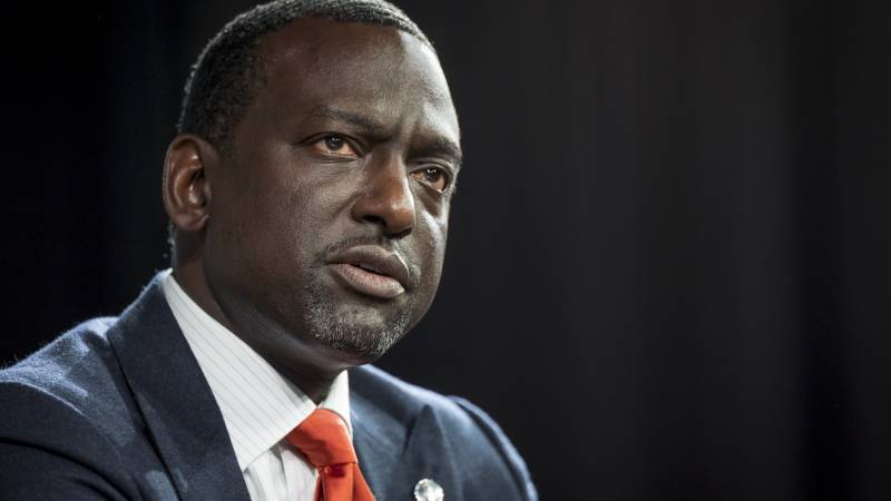 Yusef Salaam, shown above in 2019, reflects on his wrongful conviction in the memoir, 'Better, Not Bitter.'