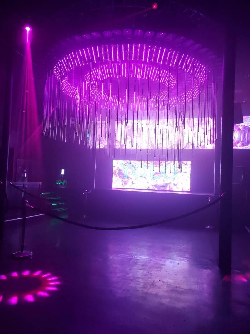 The undulating jellyfish of DJ protection.