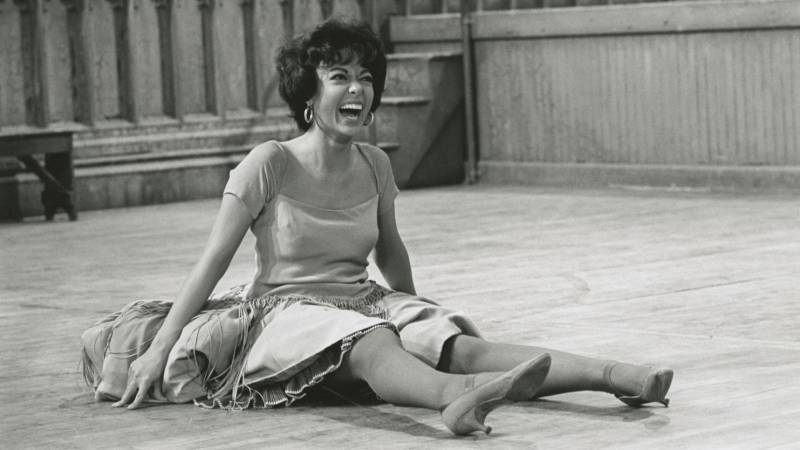 Rita Moreno won an Academy Award for best supporting actress for her portrayal of Anita in the 1961 film 'West Side Story.'