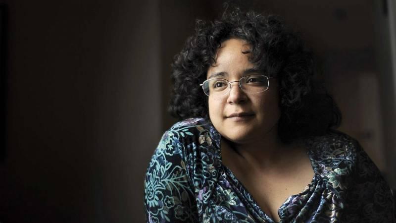 A headshot of composer Gabriela Lena Frank