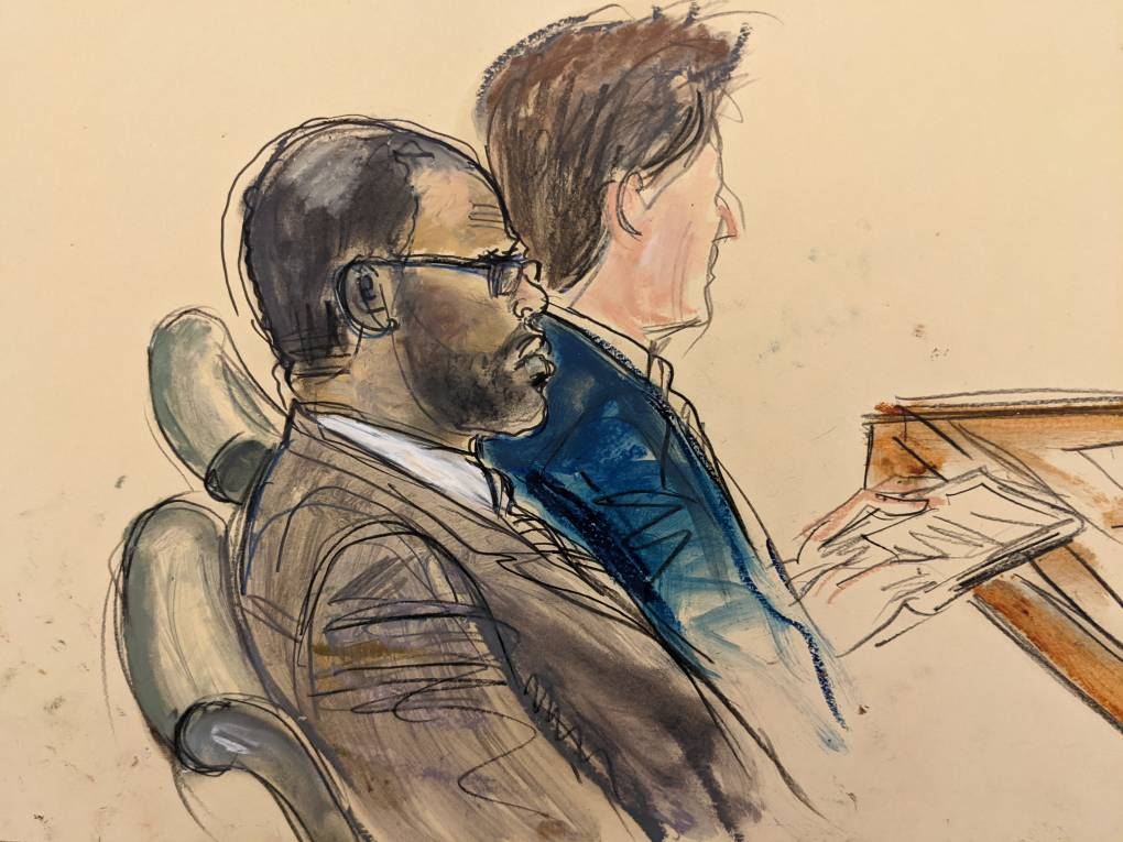 Notebook: A Month Into R. Kelly's Trial, Here's What it's Been Like in the Courtroom
