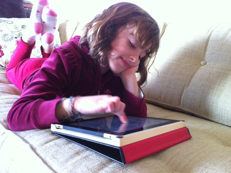 Digital Storytelling Comes to Life on the iPad