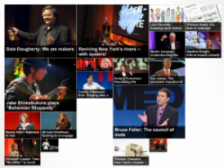 Five Inspiring TED Talks