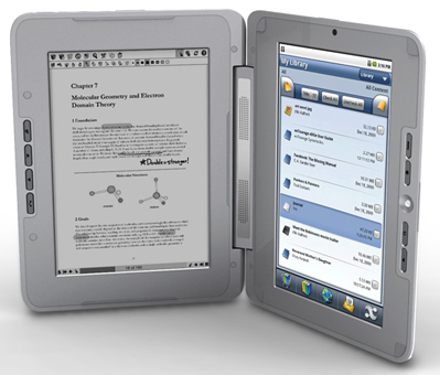 Are Tablets Made for the Education Market Doomed?