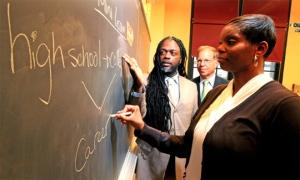 IBM's New High School Opens in New York