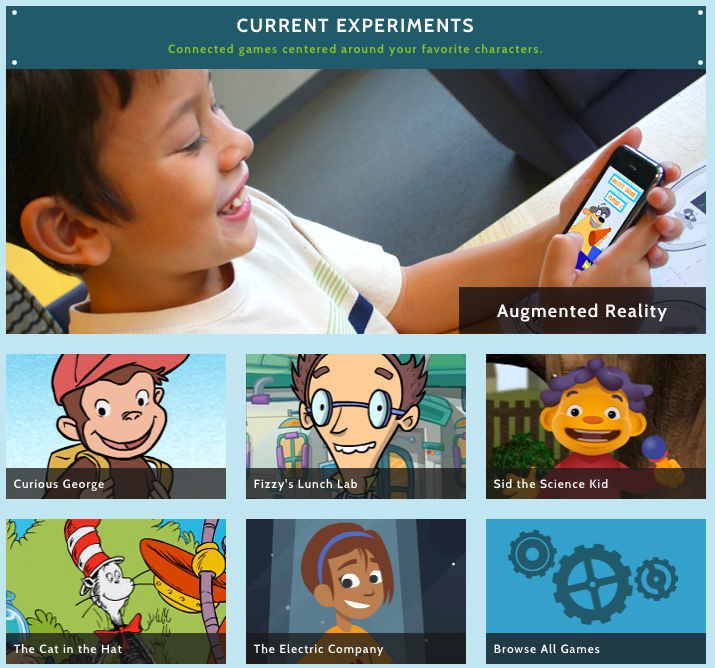 PBS Launches New Apps and Games for Home and School