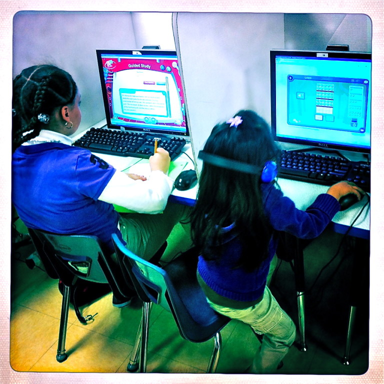 Are Online Math Programs Better Than Literacy?