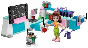 Is Lego Stereotyping Girls with New Product Line?