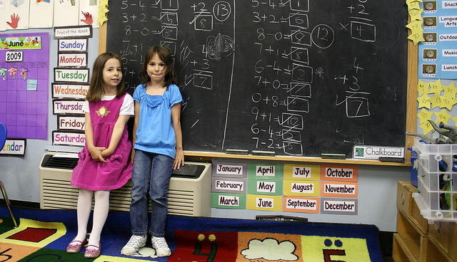 Girls and Math: Busting the Stereotype