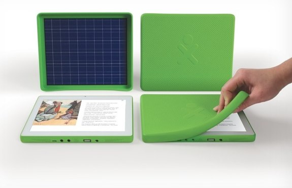 """A $100 Solar-Powered Tablet: Will This Be """"The One""""?"""