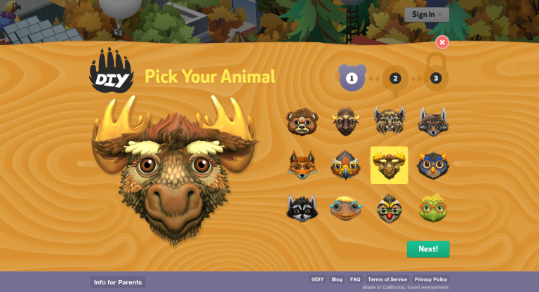 Create, Capture, Upload: New Site Features Kids' Digital Projects