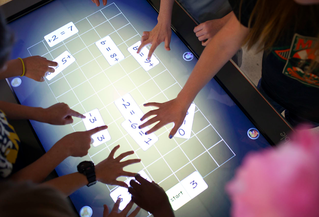 Classroom Election Ideas ~ An ipad on legs is activtable the next interactive