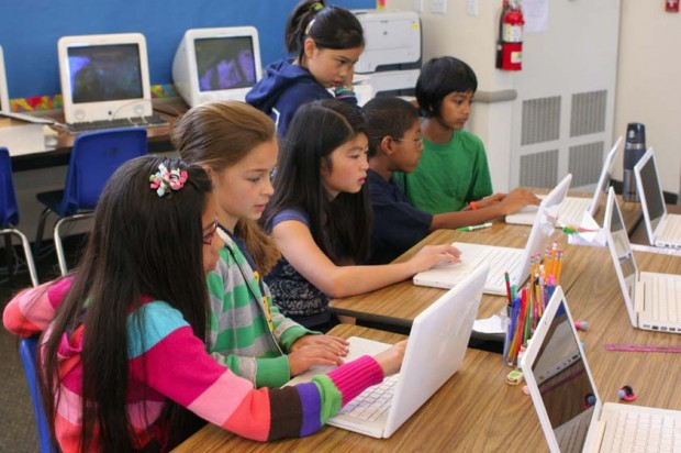 Elementary Age Students Who Use Computers At Home