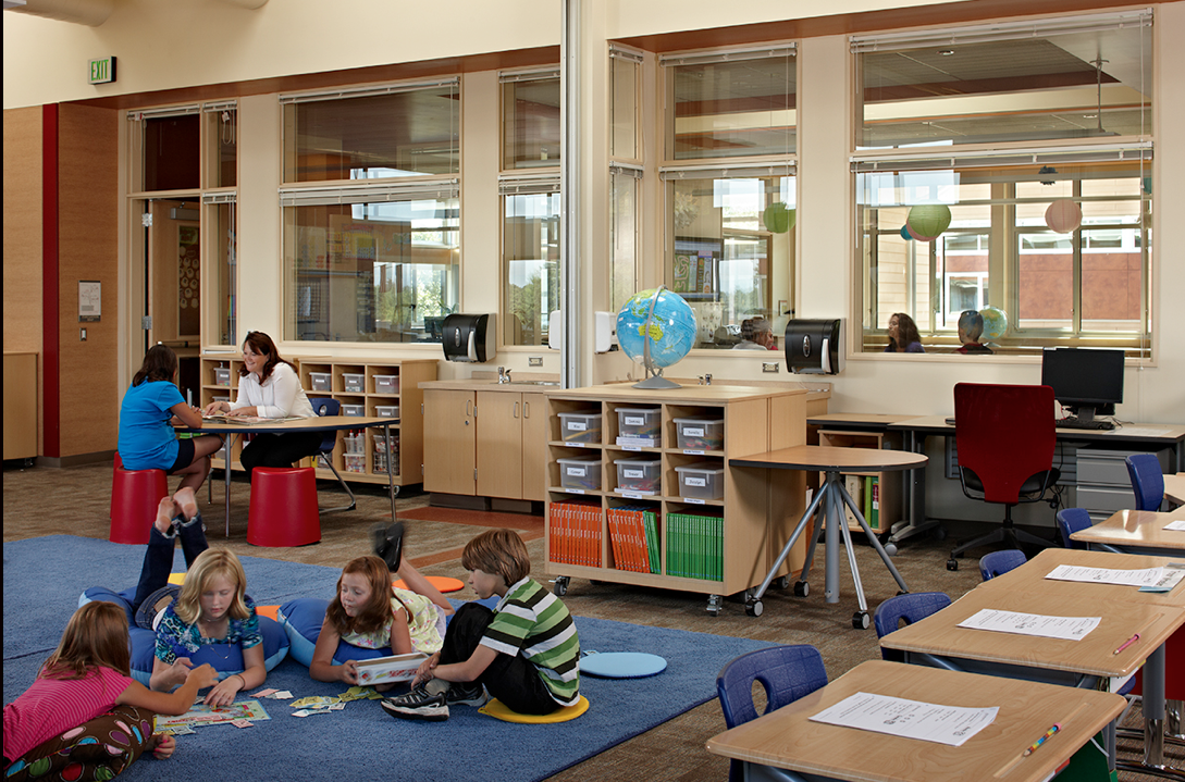 Innovative Elementary Classrooms ~ Things in school that should be obsolete mindshift