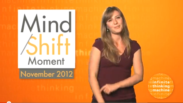 Tech Tools, Blended Learning and More: ITM's MindShift Moment