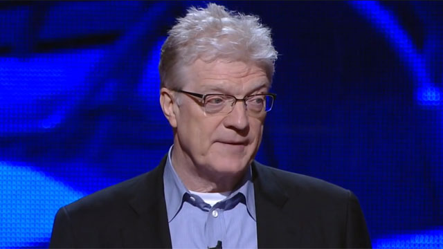 Sir Ken Robinson: How to Escape Education's Death Valley