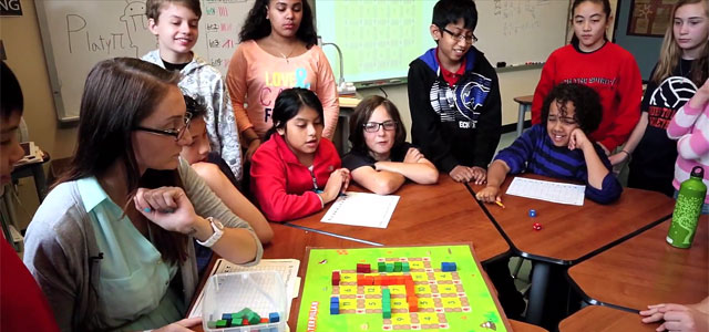 Classroom Design Games ~ How schools design classroom games for learning