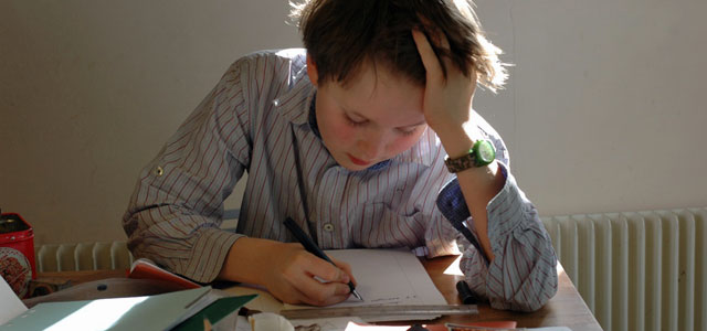 (Some) Teachers Agree: Kids Get Too Much Homework - Yahoo