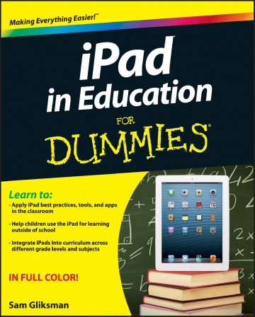 iPad in Education For Dummies cover image