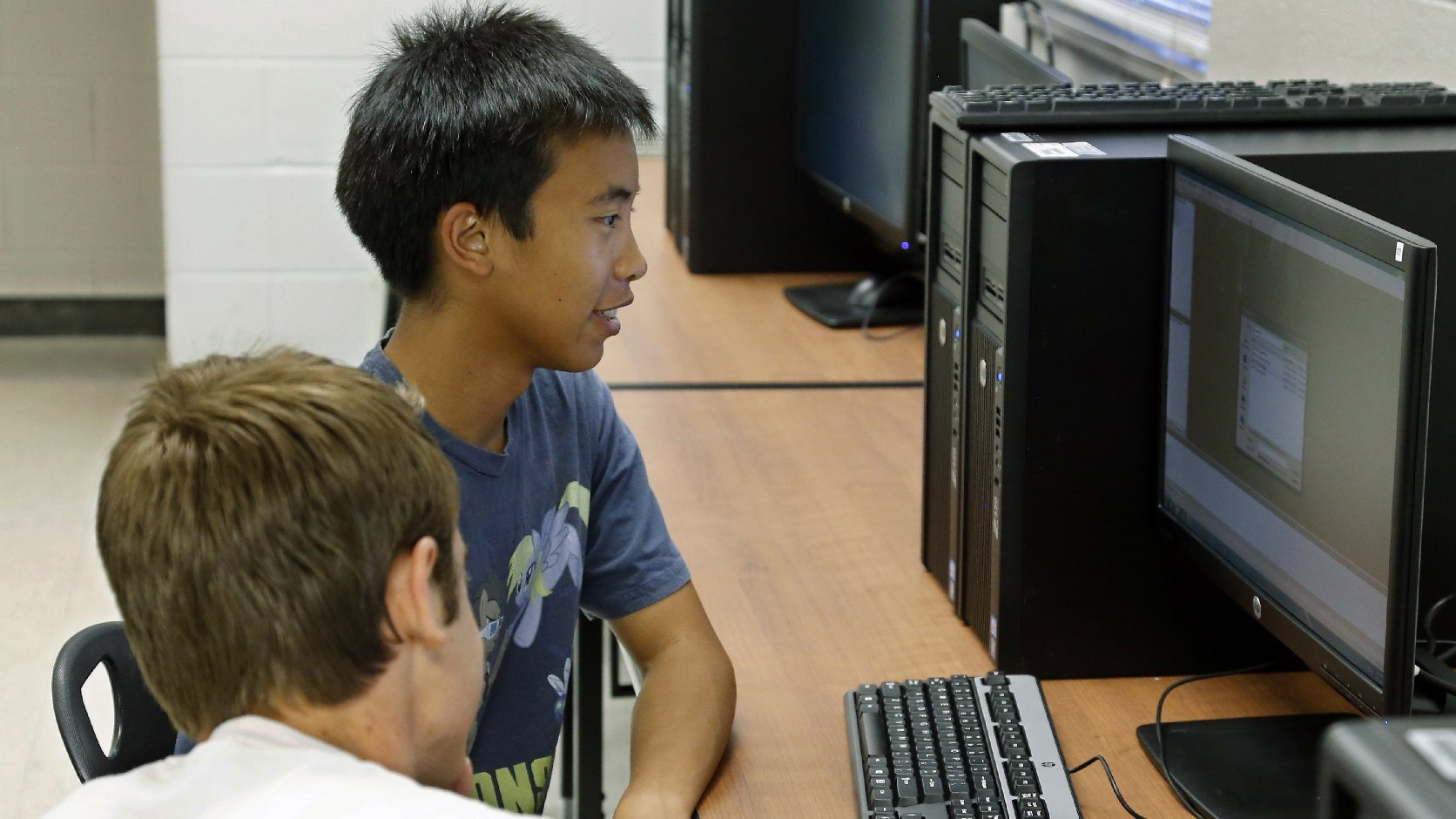 Demand for Computer Science Classes Grows, Along With Digital Divide