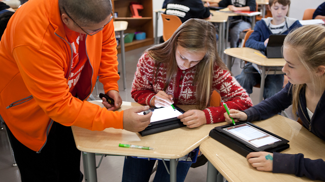 8 End-of-Year Questions To Ask Students About iPads
