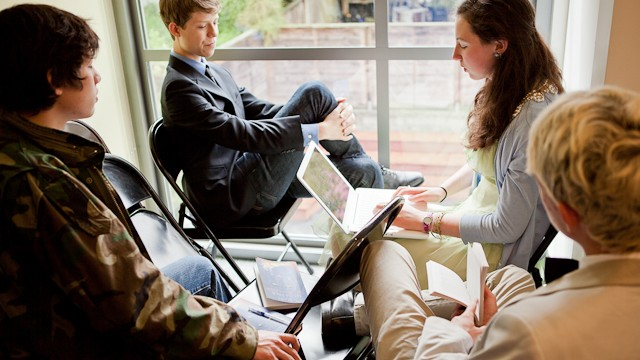 How Are Students' Roles Changing in the New Economy of Information?