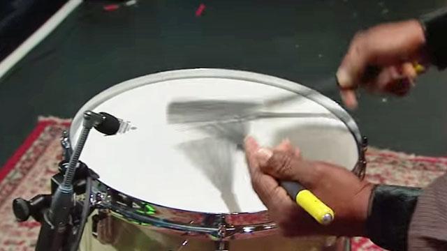 The Drummer's Secret: Math Meets Hip Hop