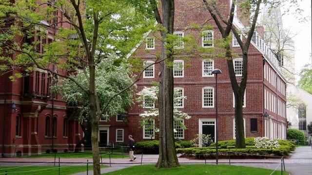 Harvard University/Wikimedia