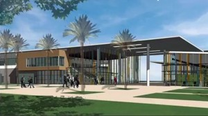 Rendering of Design 39 Campus/PUSD