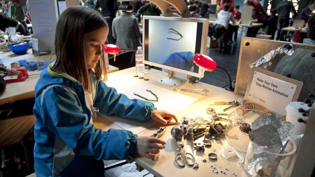 How To Turn Your School Into A Maker Haven Mindshift
