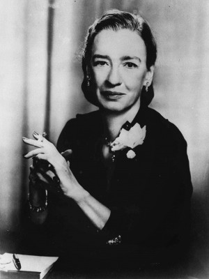 Grace Hopper originated electronic computer automatic programming for the Remington Rand Division of Sperry Rand Corp. (AP)