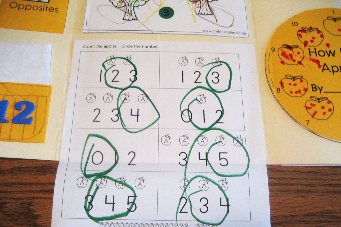 There's a real lack of math learning in pre-K. In one study, in fact, just 58 seconds out of a full preschool day was spent on math activities. (Kaylhew/Flikr Creative Commons)