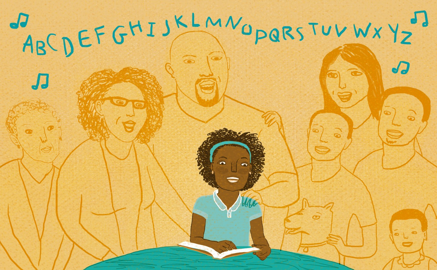 Steps for Cultivating a Love of Reading in Young Children