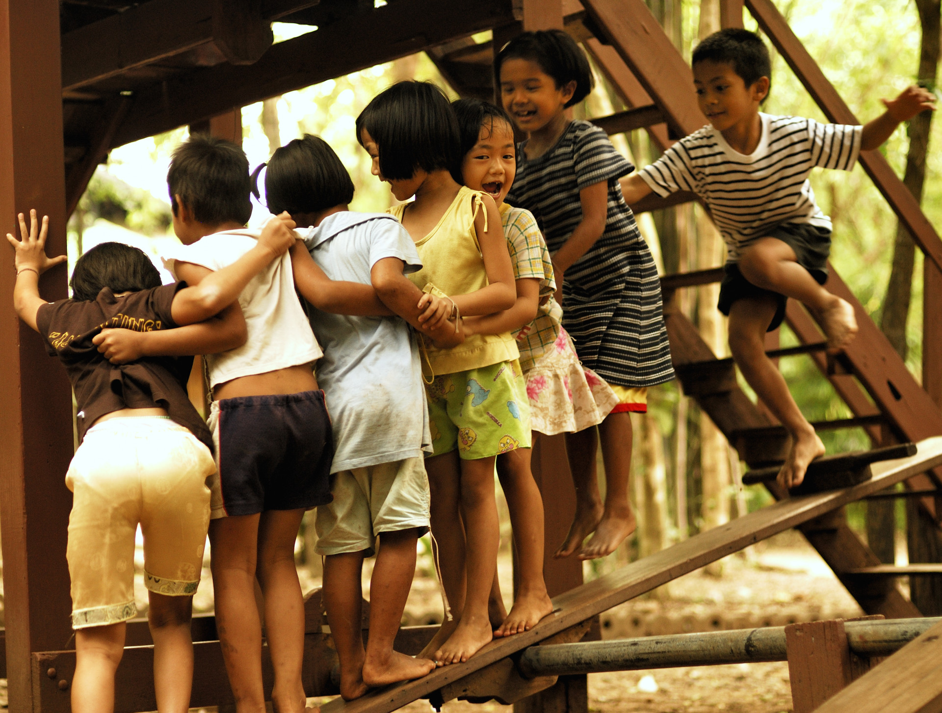 What Self-Directed Learning Can Look Like for Underprivileged Children in Asia