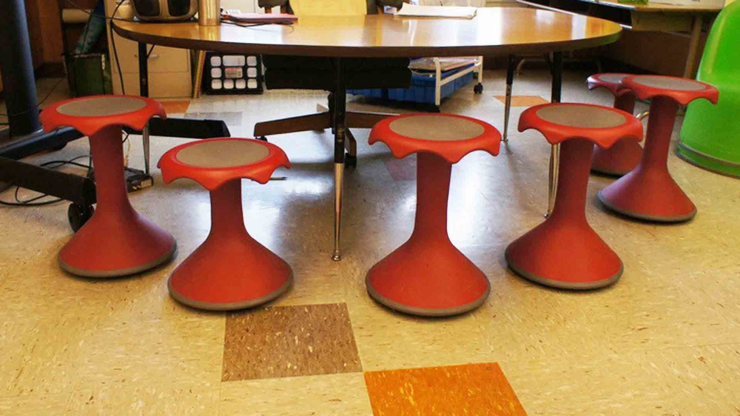 10 Solutions For Students Who Fidget In The Classroom