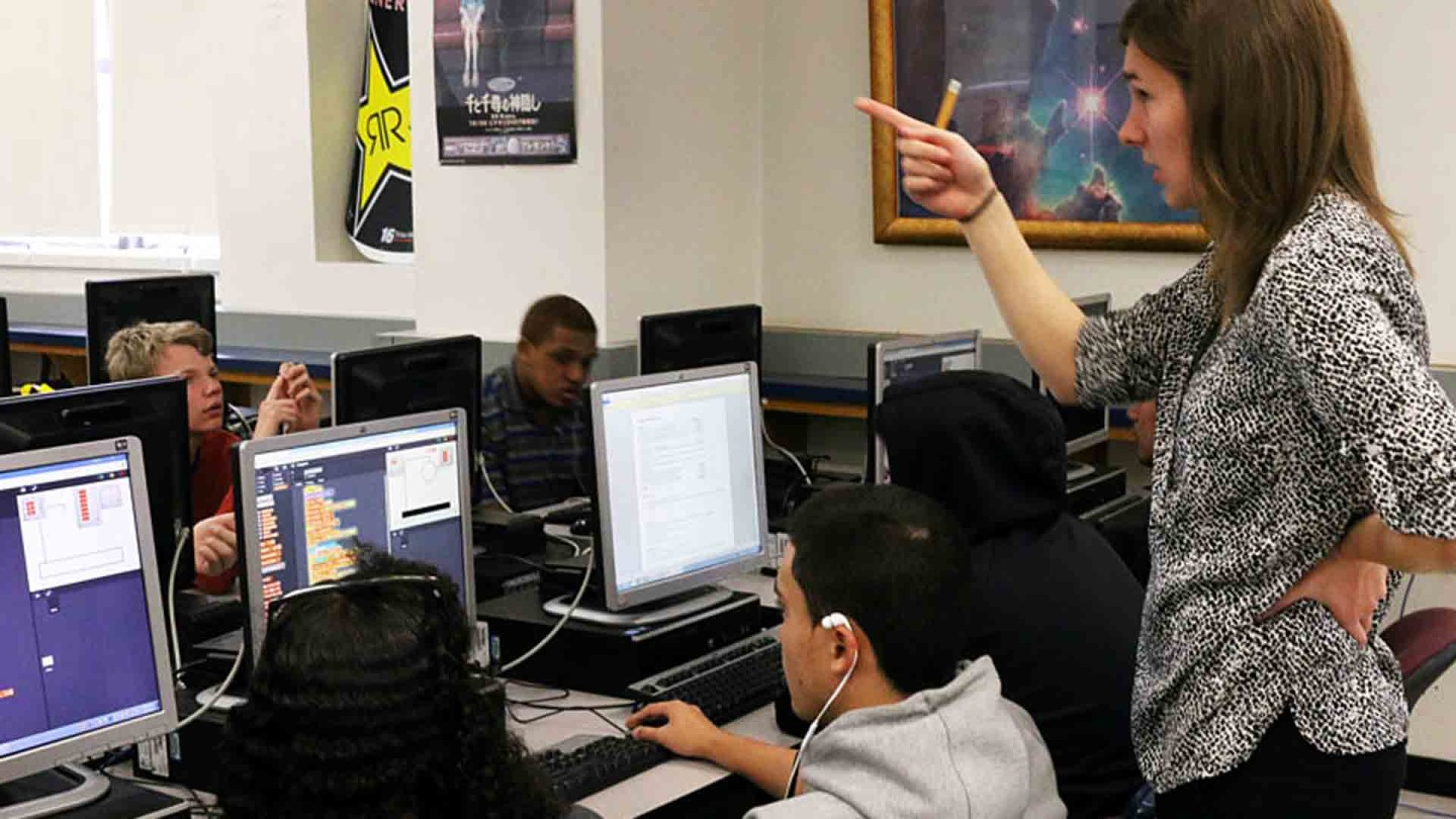 What Schools Hope to Achieve by Making Computer Science Widespread