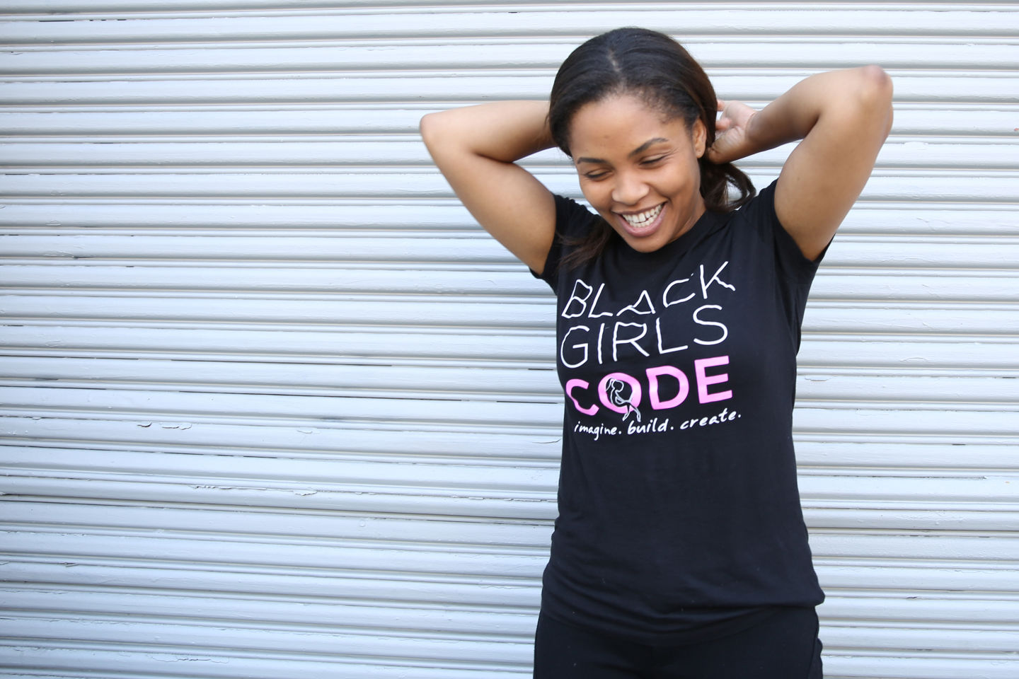 How Coding Camps for Girls of Color Hope to Impact the Tech Industry