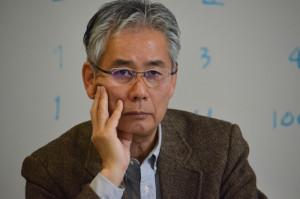 Akihiko Takahashi.