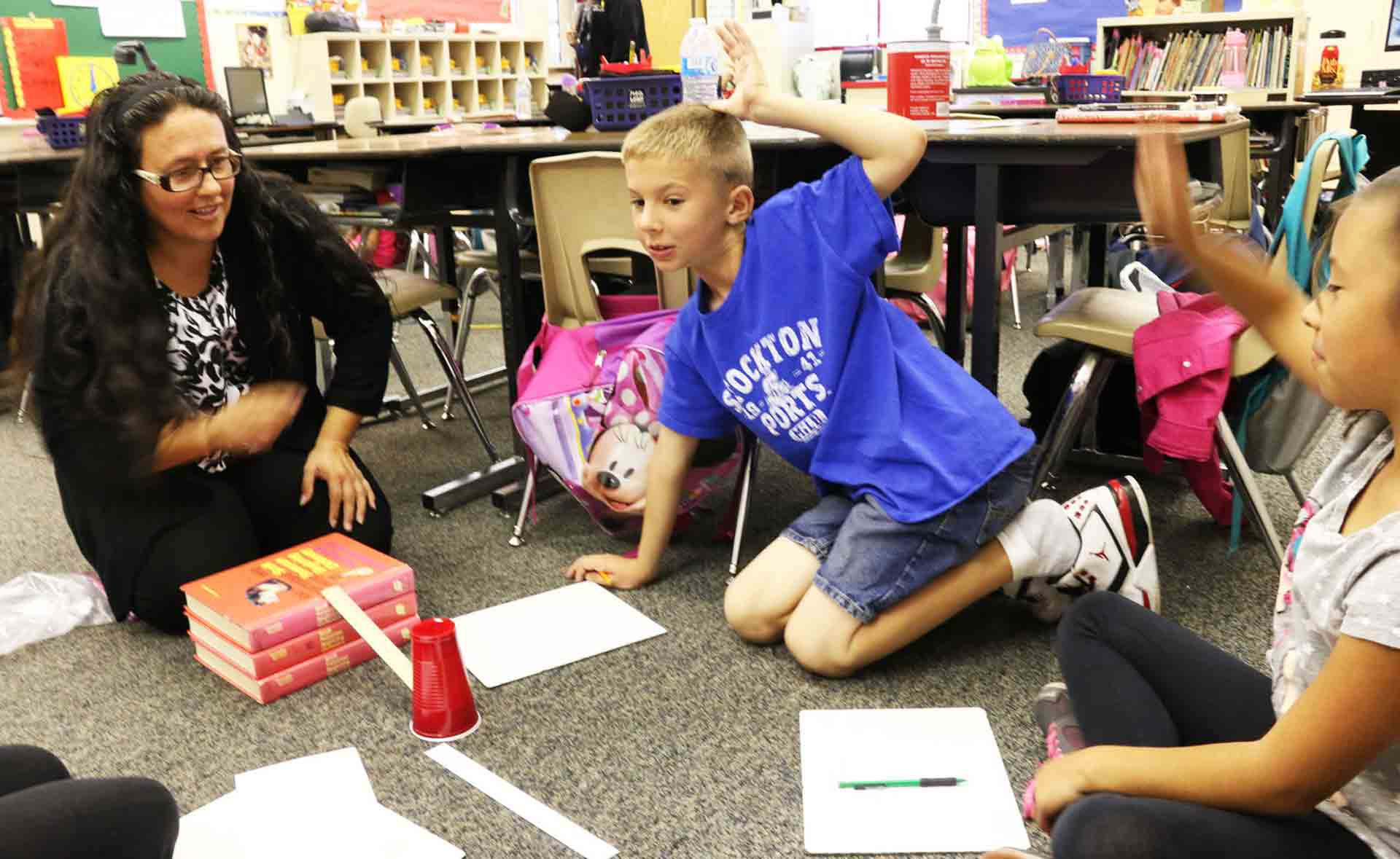 What Teacher Training for New Science Standards Could Look Like