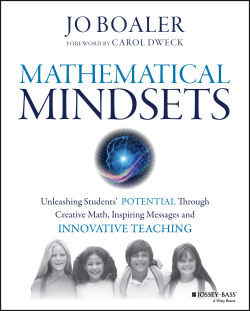 Mathematical Mindsets cover image