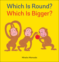 Which is Round Which is Bigger